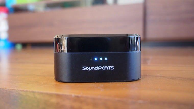 SoundPEATS(サウンドピーツ)完全ワイヤレスイヤホン「Truengine」