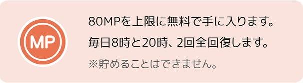 マンガUPのMP(漫画ポイント)