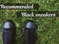 【ソールも紐も黒い】黒スニーカーのおすすめ人気モデルをブランド別に紹介
