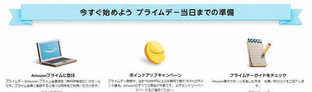 Amazonプライムデーの事前準備ガイド