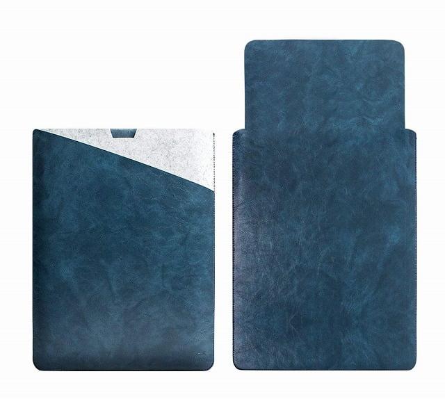 「WALNEWのPCケース」ブルー