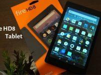 fire HD8はコスパ抜群のタブレット!便利な使い方を詳しくレビュー!