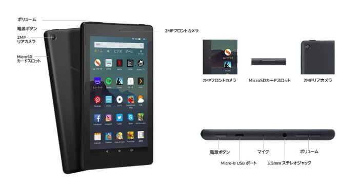 Fireタブレットとは