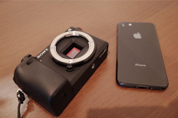 写真や動画をサクッと転送できるワンタッチシェアリング