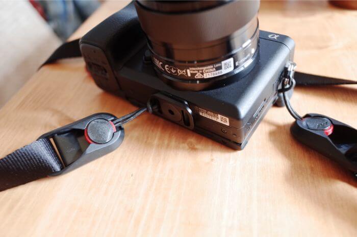 カメラプレート
