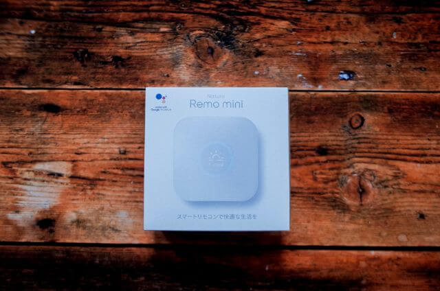 Nature remo mini