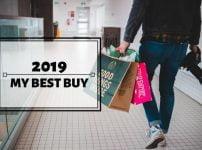 【2019年ベストバイ】買ってよかったものまとめ|生活が捗る快適で便利な物