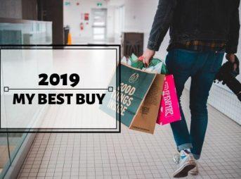 【2019年ベストバイ】買ってよかったものまとめ 生活が捗る快適で便利な物