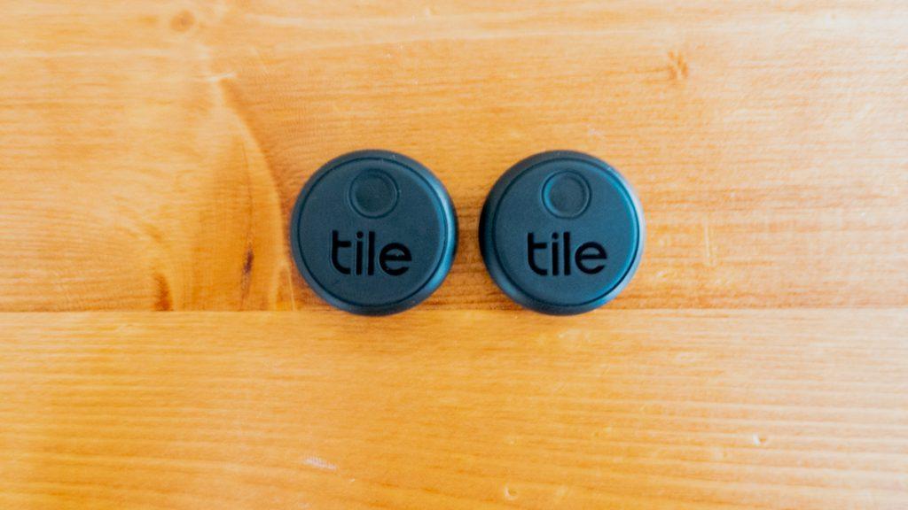 Tile Stickerのできること