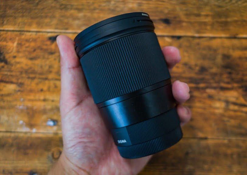 SIGMA 16mmF1.4のスペック