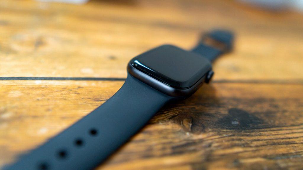 AppleWatch スペースグレイ