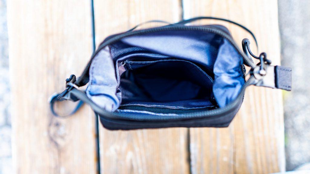 デイズポーチのポケット
