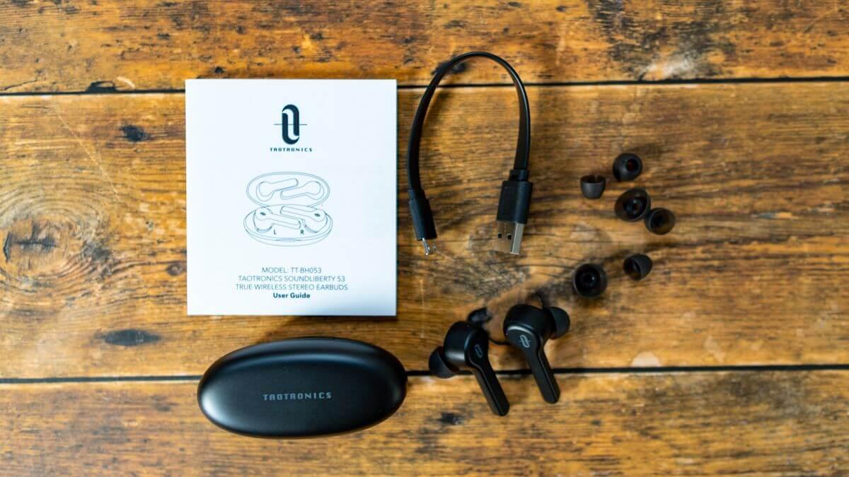 TaoTronicss SoundLiberty53の付属品
