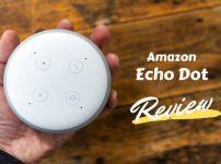 Amazon Echo Dot第3世代レビュー|Alexa搭載で日常が快適になる便利なスマートスピーカー