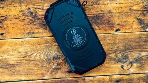 モバイルバッテリーHarborはワイヤレス充電が可能