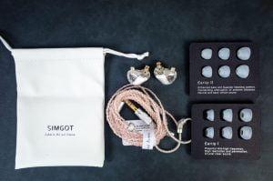 SIMGOT MT3 Proの同梱品