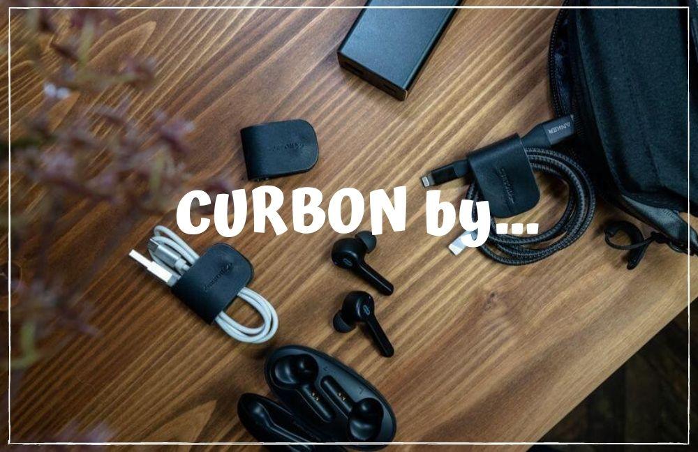 小物にもこだわりを。「CURBON by…cable clip」|男心をくすぐる極上レザーを使ったケーブルクリップ