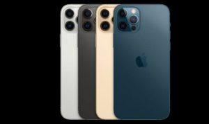 iPhone 12 Proのカラー展開