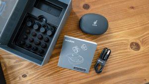 Ankerの完全ワイヤレスイヤホン「Soundcore Liberty 2 Pro」の外観や付属品