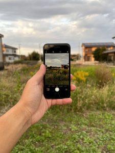 iPhone12Proのポートレートで撮影