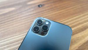 iPhone 12 Proのタピオカカメラ